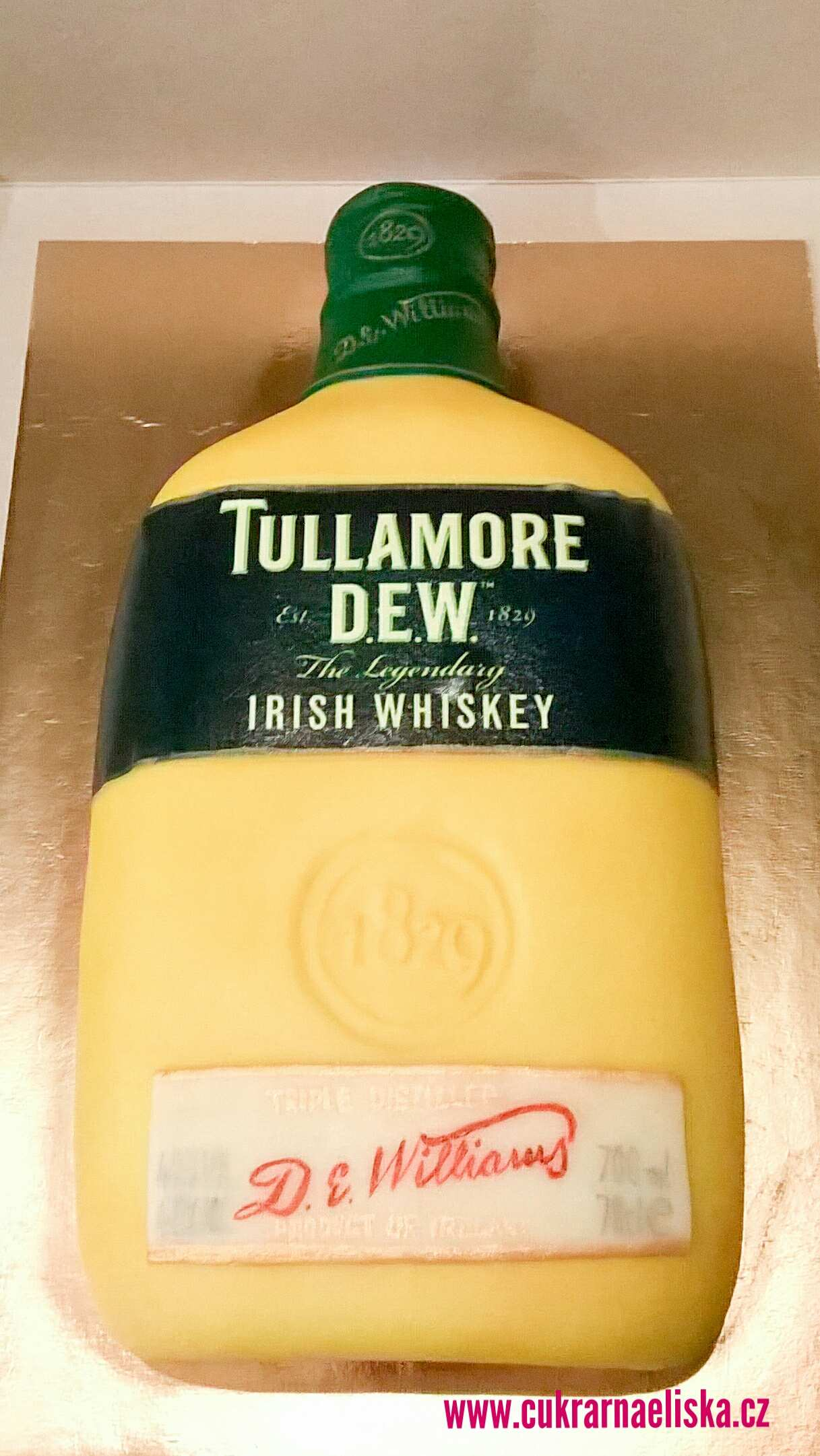 Lahev TULLAMORE DEW WHISKEY 2
